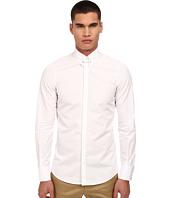 DSQUARED2 - Slim Poplin Pin Collar Shirt