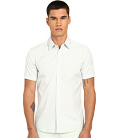 Marc Jacobs - Summer Stripe Slim Short Sleeve Button Up
