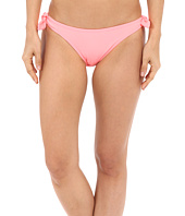 Shoshanna - Watermelon Solid Bow Bottoms