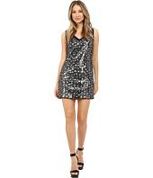 LOVE Moschino - Leopard Sequin Dress