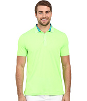 PUMA Golf - Short Sleeve Tailored Stripe Polo