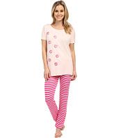 Betsey Johnson - Rayon Knit Pajama