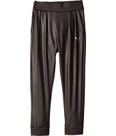 Puma Kids - Pleated Cinched Bottom Pants (Little Kids)