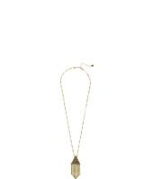 House of Harlow 1960 - Golden Hour Fringe Pendant Necklace