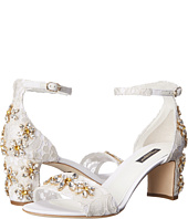 Dolce & Gabbana - Sandalo Pizzo Mid Heel
