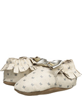 Robeez - Premium Leather Maggie Moccasin Soft Sole (Infant/Toddler)