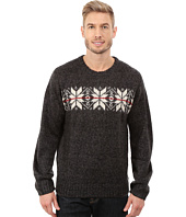 U.S. POLO ASSN. - Snowflake Crew Neck Sweater