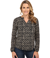 Lucky Brand - Ikat Peasant Top