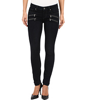 Paige - Edgemont Ultra Skinny in Eris No Whiskers