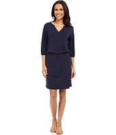 Tommy Bahama - Tambour 3/4 Sleeve Blouson Dress
