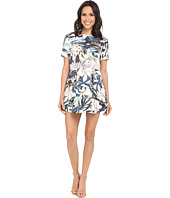 StyleStalker - Hawaiian Sunsetian Sunset Aline Dress