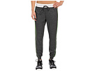 Relaxed Track Pants w/ Flat Tipping