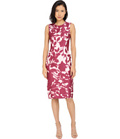 Prabal Gurung - Floral Shadow Print Sleeveless Dress
