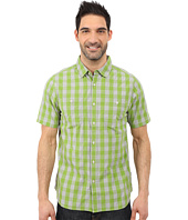 The North Face - Short Sleeve Marled Gingham Shirt
