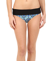 Next by Athena - Weekend Warrior Printed Powerhouse Banded Retro Bikini Bottom