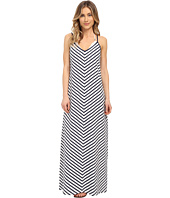 Tommy Bahama - Mare Stripe Mitered Long Dress Cover-Up