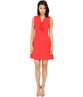 Kate Spade New York - Tie Neck A-Line Dress