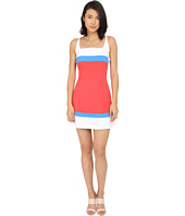 DSQUARED2 - Micro Piquet Compact Fit and Flare Dress