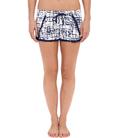 P.J. Salvage - Tie-Dye Lace-Trim Short
