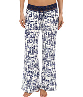 P.J. Salvage - Tie-Dye Crochet Waist Pants