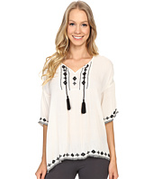 P.J. Salvage - Embroidered Tunic