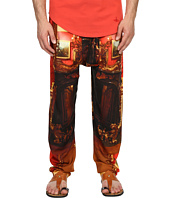 Vivienne Westwood - Wallace Print Viscose Squiggle Trousers