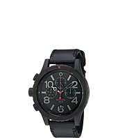 Nixon - 48-20 Chrono Leather