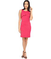 kensie - Streaky Slub Ponte Dress KS2K7838