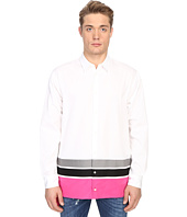 DSQUARED2 - Techno Stripe Poplin Shirt