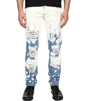Philipp Plein - Golden Skin Straight Cut Denim