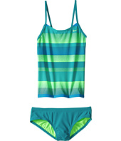 Nike Kids - Optic Shift V-Back Tankini (Big Kids)