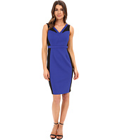 Adrianna Papell - Color Block Bodycon Sheath Dress