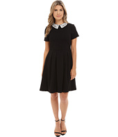 KUT from the Kloth - Pleated Skirt Dress w/ Embellished