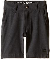 Billabong Kids - Crossfire X Shorts (Toddler/Little Kids)