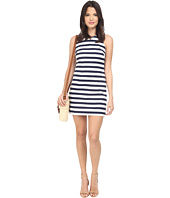 BB Dakota - Robinson Stripe Cut Out Back Dress
