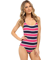Tommy Bahama - Nautical Low Back Cup One-Piece