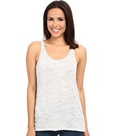 Alternative - Melange Burnout Jersey Airy Tank Top