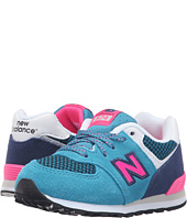 New Balance Kids - Summer Utility 574 (Infant/Toddler)