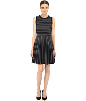 Kate Spade New York - Knit Stripe Fit and Flare Dress