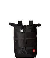 Obey - Revolt Red Rolltop Bag
