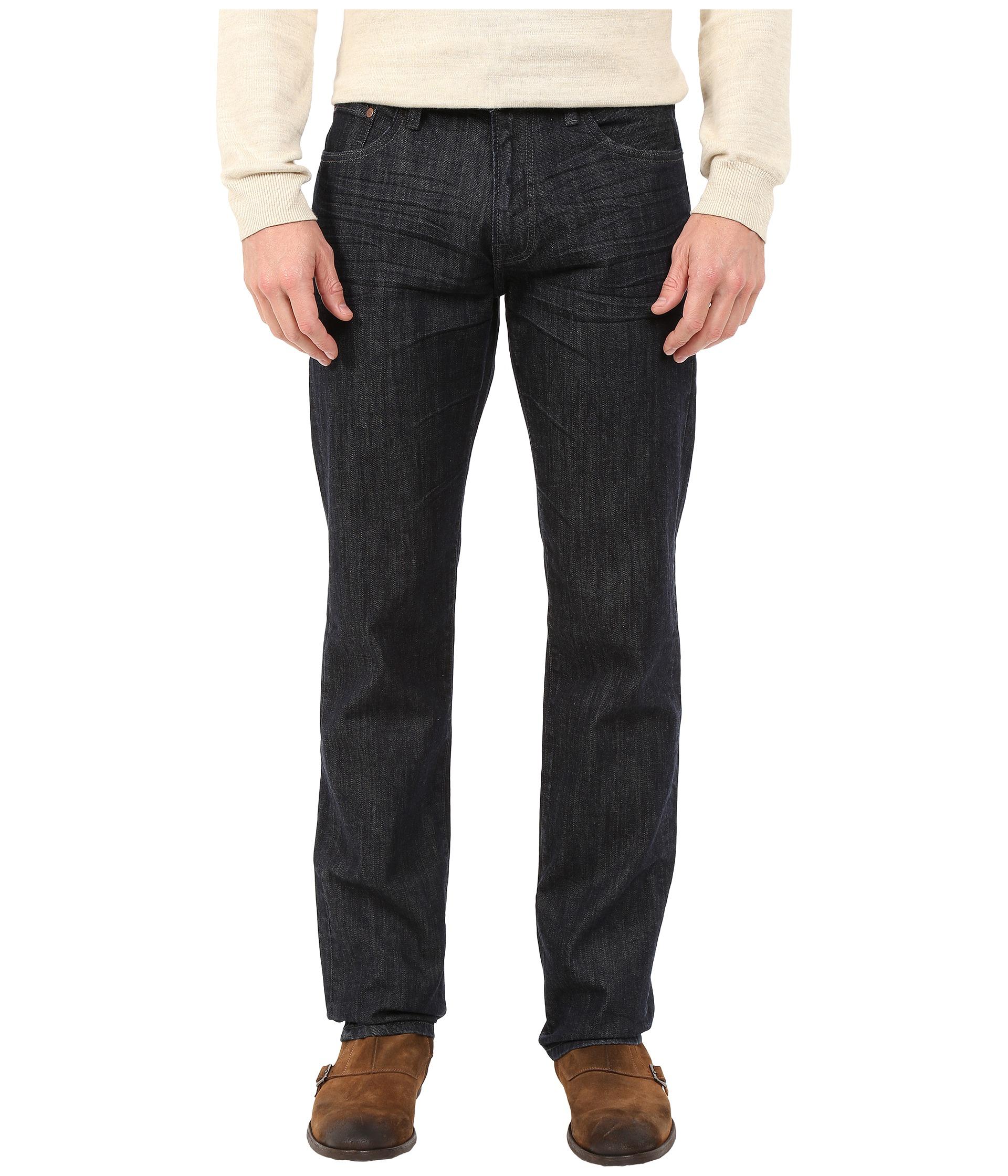 Lucky Brand 221 Original Straight Jeans In Port Macquaire