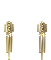 French Connection - Pyramid Stud Linear Chandelier Earrings