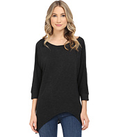 Lanston - 3/4 Sleeve Asymmetrical Tunic