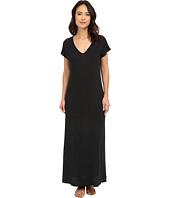 Lanston - V-Neck Maxi Dress