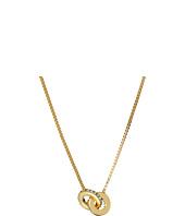 Kate Spade New York - Infinity & Beyond Infinity Mini Pendant Necklace