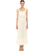 RED VALENTINO - Crochet Maxi Dress