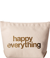 Dogeared - Happy Everything Foil Lil Zip