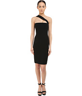 DSQUARED2 - Stretch Cady/Haimi One Shoulder Dress