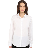 The Kooples - Shirt in Stretch Poplin