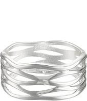 Robert Lee Morris - Cut Out Hinge Bangle Bracelet